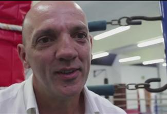 Olivier BARRET, Entraîneur de boxe loisir et juriste
