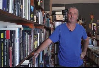 Thierry Reboulleau, Libraire à terre sainte