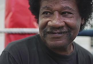 Alexis BLAIN, entraîneur de boxe anglaise depuis 1974