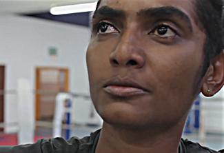 Yasmina LAGARIGUE Le seul entraîneur de boxe au féminin à la Réunion