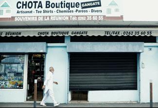 Chota boutique monsieur et madame GANGATE