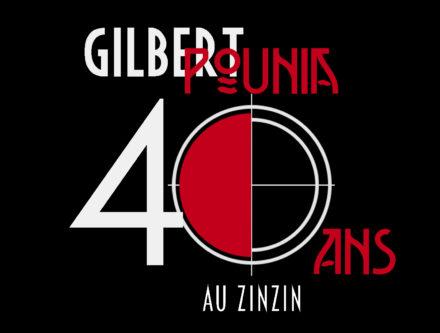 Concert de Gilbert POUNIA au ZINZIN