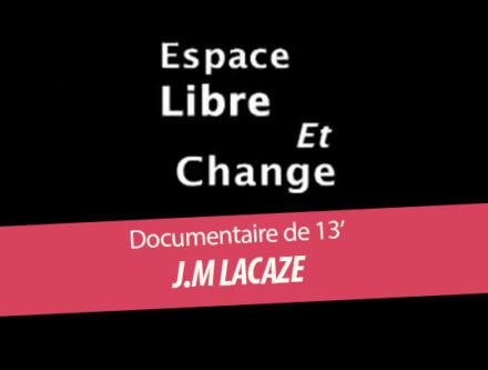 Espace libre et change