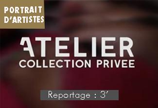 Atelier collection privée,